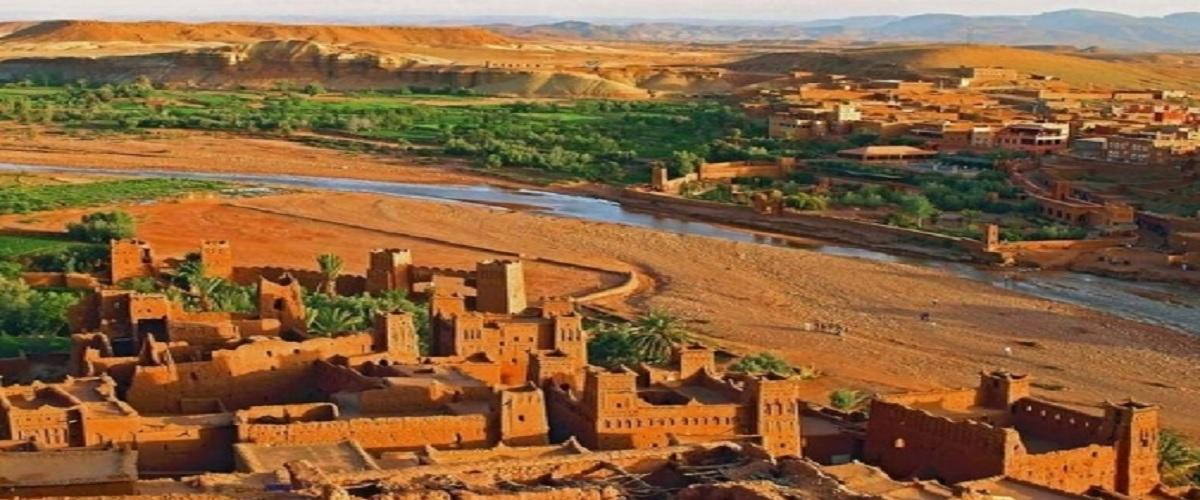 2 Days Desert Tour Marrakech Zagora