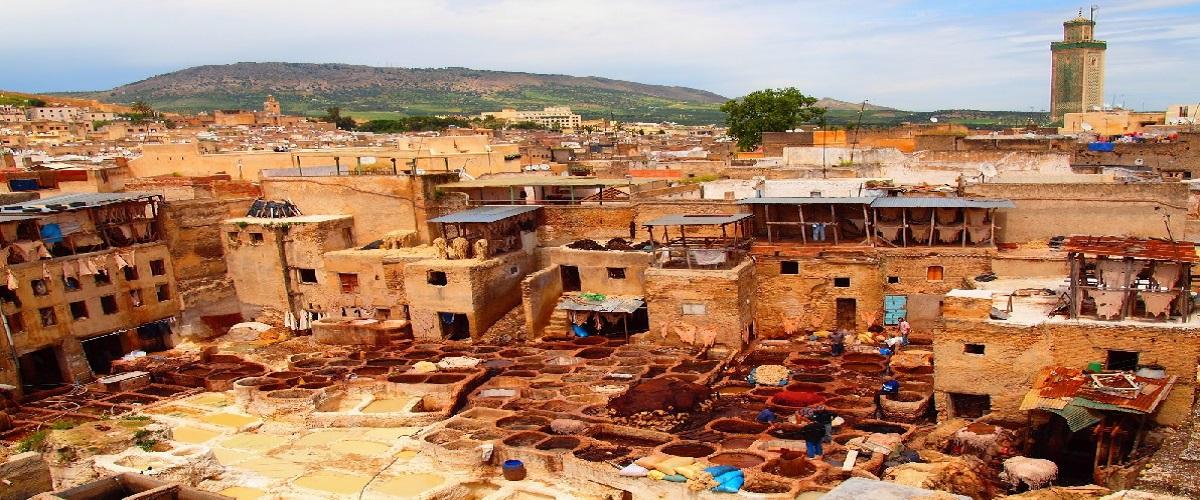7 Days Tour Tangier Fes