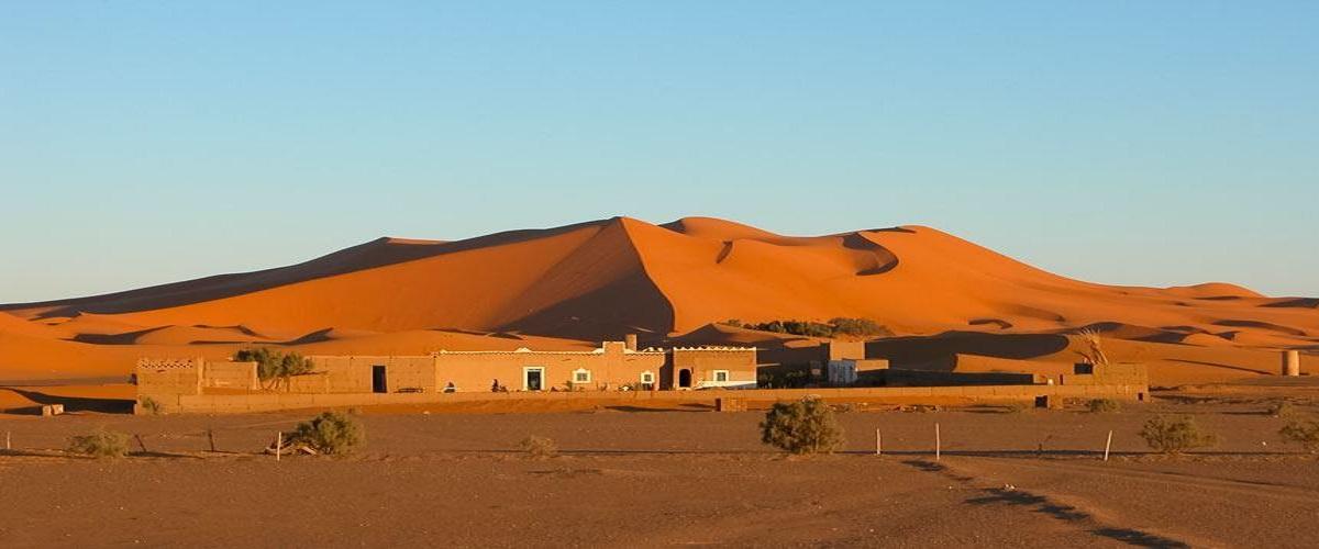 5 Day Desert Tour Tangier Marrakech