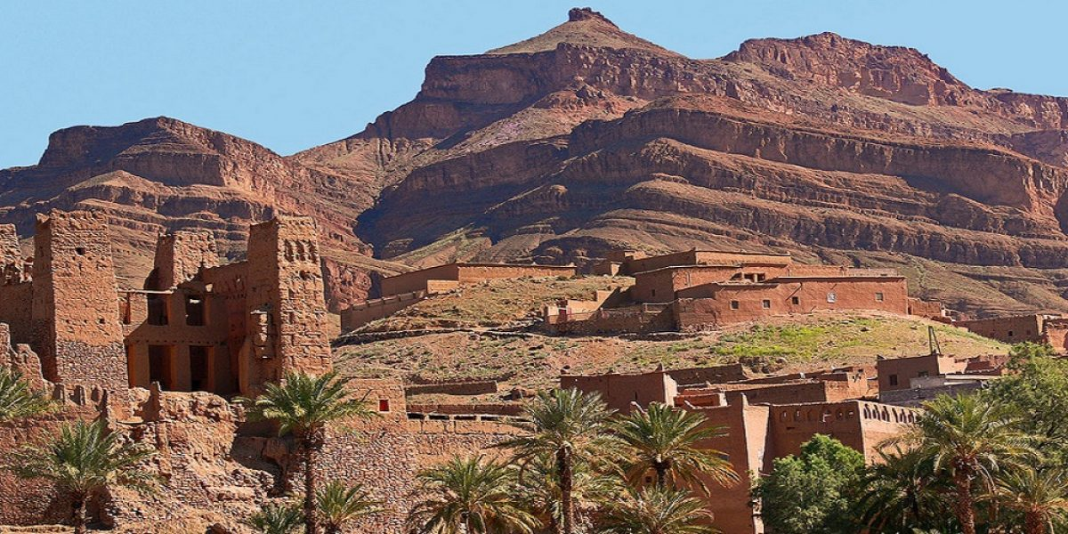6 Days Adventure Tour Marrakech Merzouga